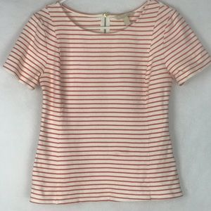 Striped Banana Republic Blouse